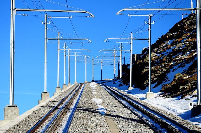 railway zermatt gornergratbahn