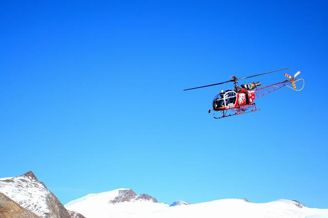 zermatt landscape view