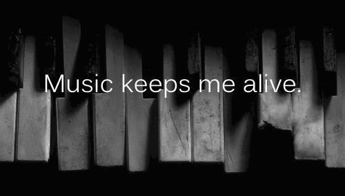 music keep me alive