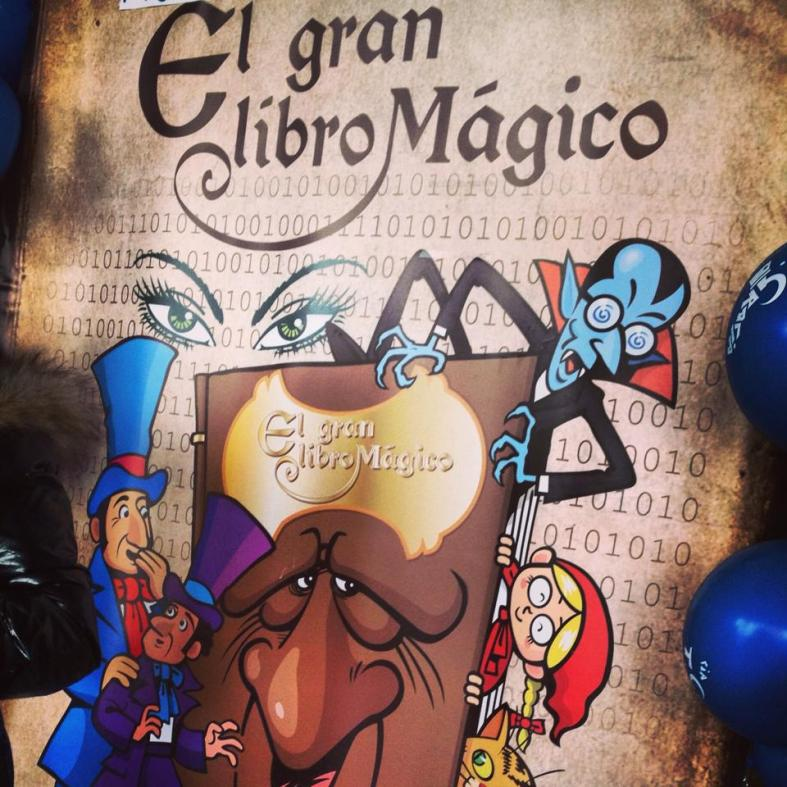 el gran libro mágico 4