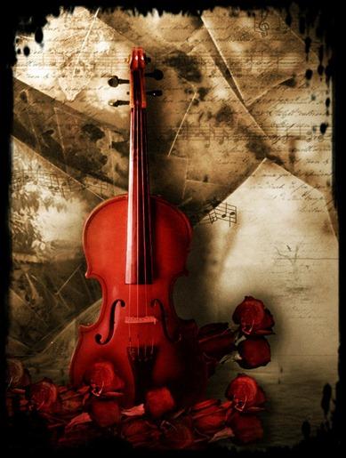 el violin rojo 1