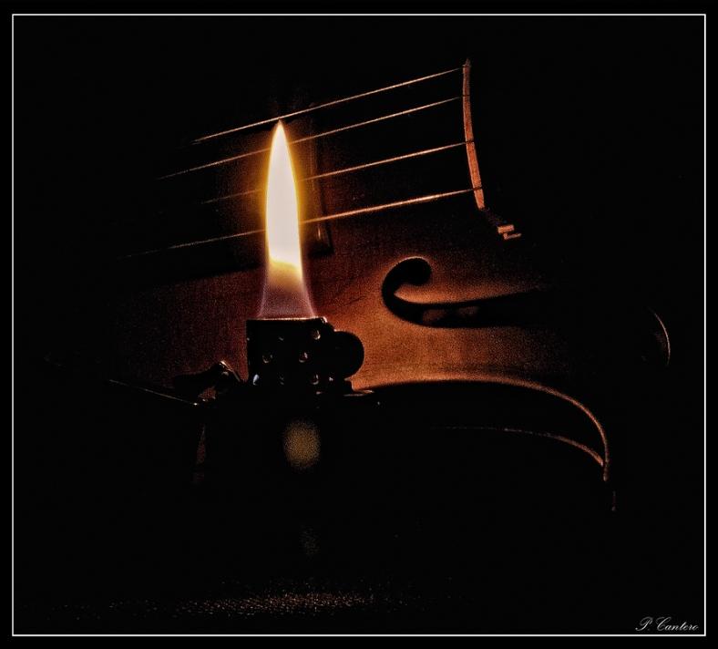 el violin rojo