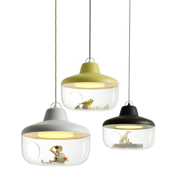 group lamps