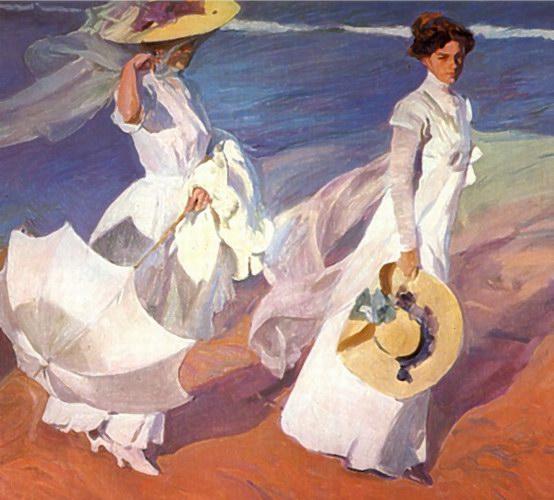 sorolla-paseo-a-orillas-del-mar-1909