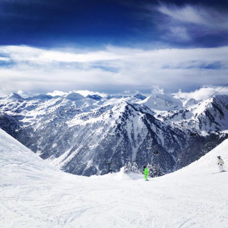 ski en baqueira 1