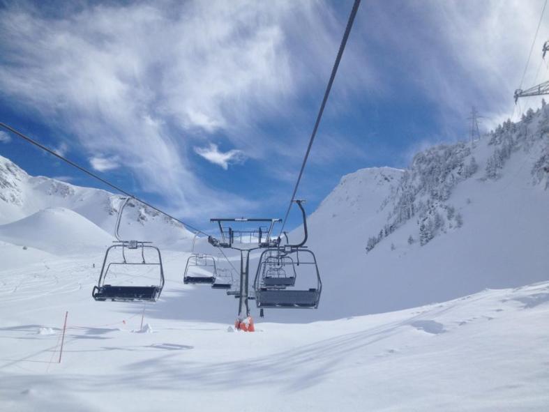 ski en baqueira 5