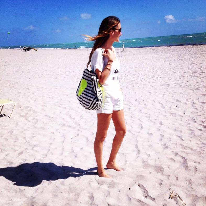 key biscayne beach the hip tee