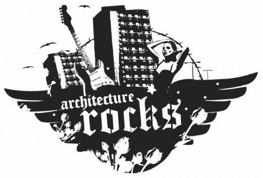 architecture rocks