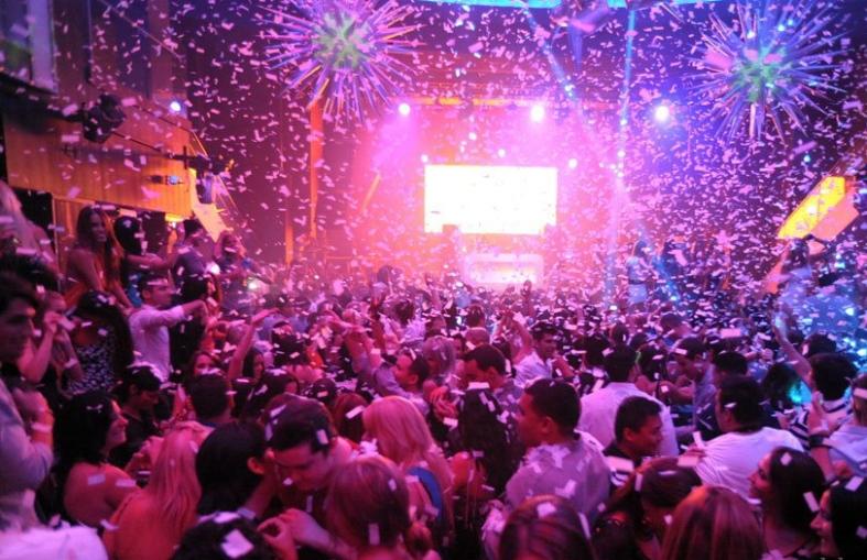 disco LIV Miami 2