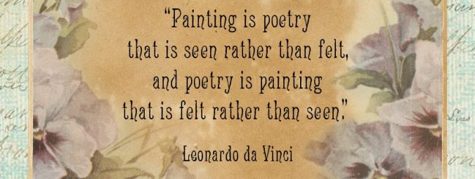 Painting & Poetry
