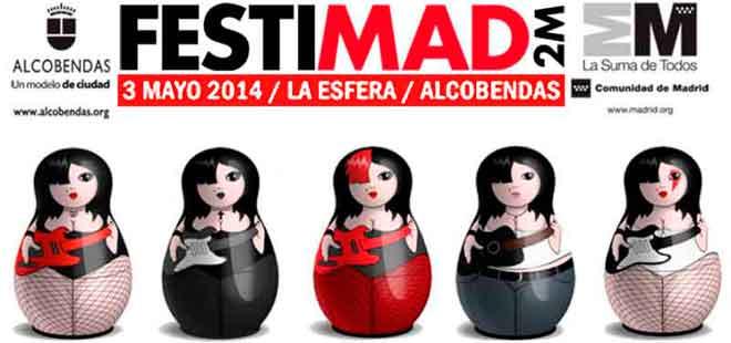 Festimad 2014