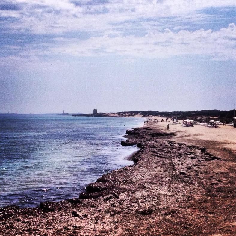 playa es cavallet la escollera ibiza