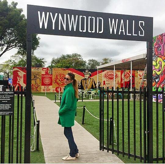 arte carmina baker en art basel miami wynwood walls