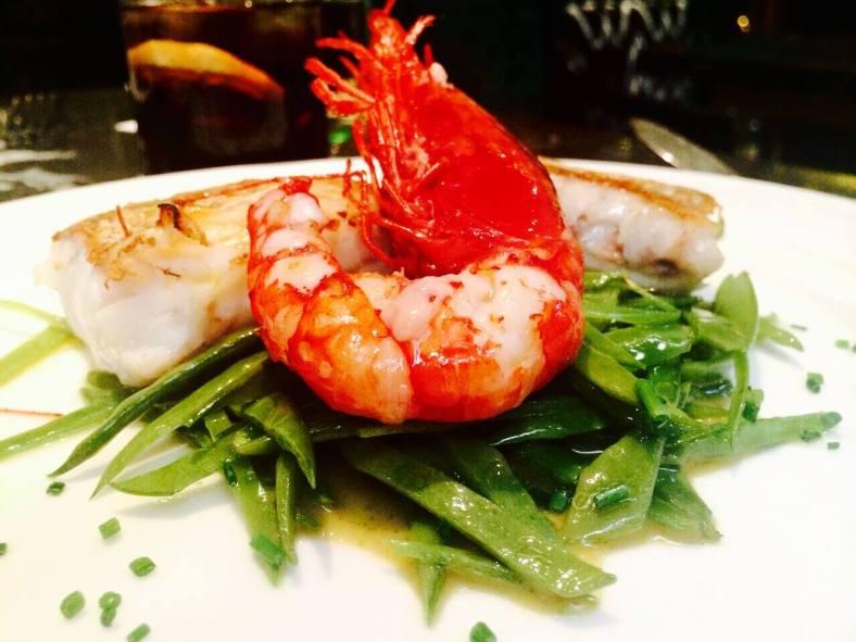 carmina baker restaurante caray madrid pescado