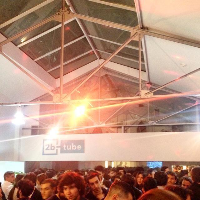 carmina en 2b-tube presentación en Madrid