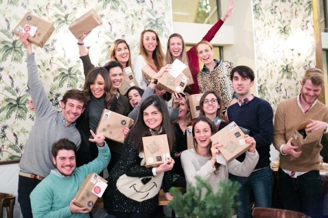 farlabo merienda #yahueleanavidad carmina baker y bloggers
