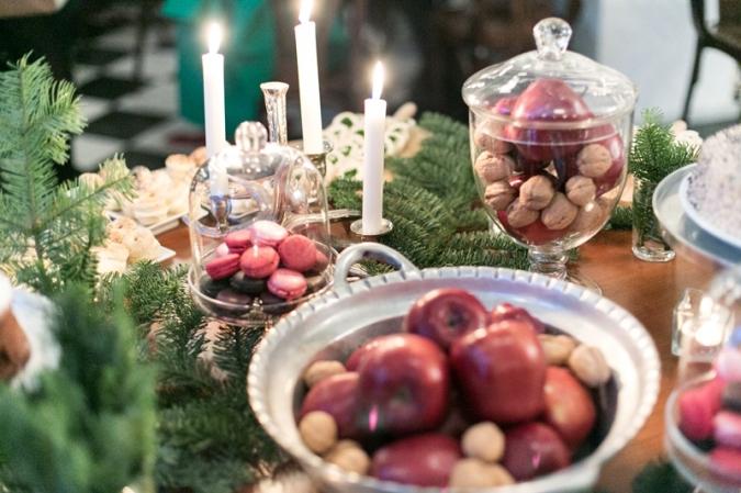 farlabo merienda #yahueleanavidad open me mesa navidad