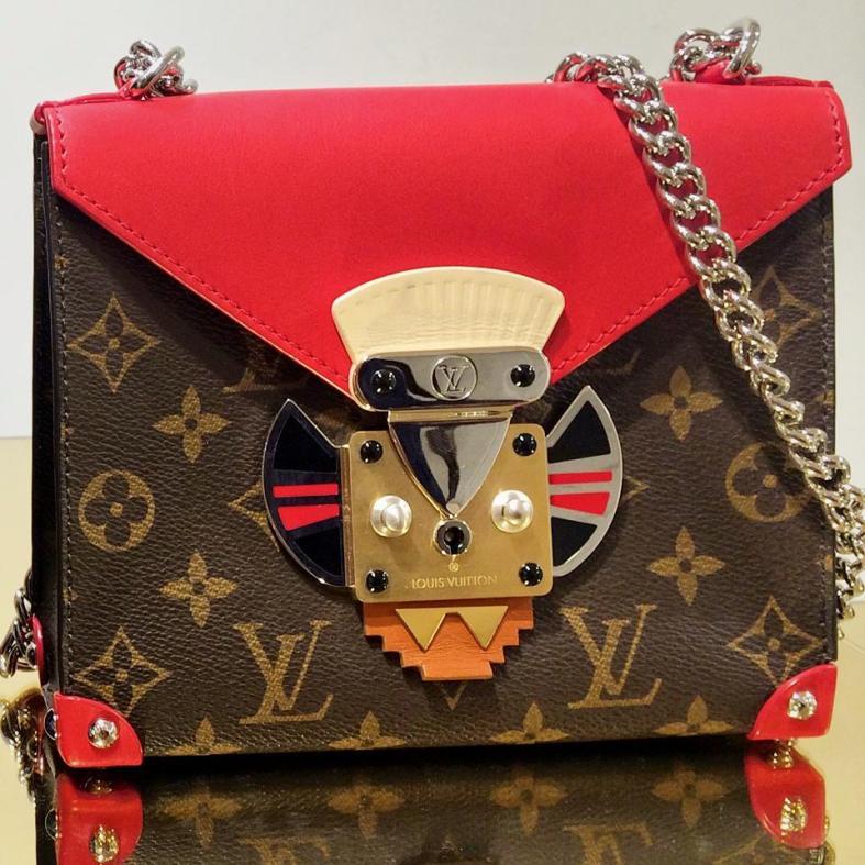 openning louis vuitton #yahueleanavidad bolso vuitton preferido