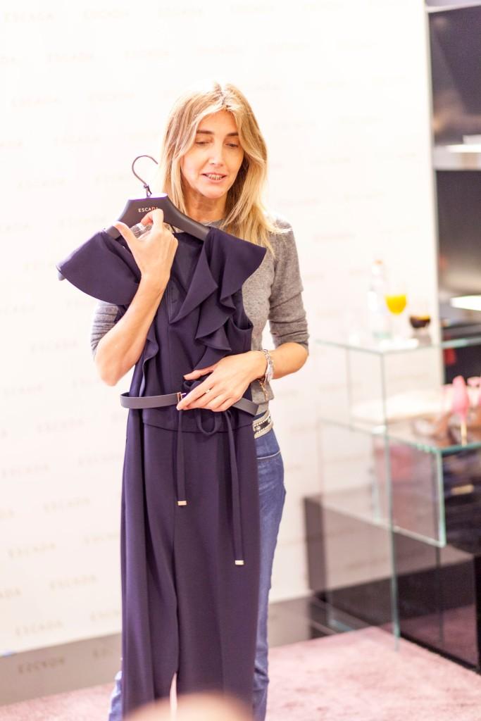 julia martinez escada fashion class carmina baker