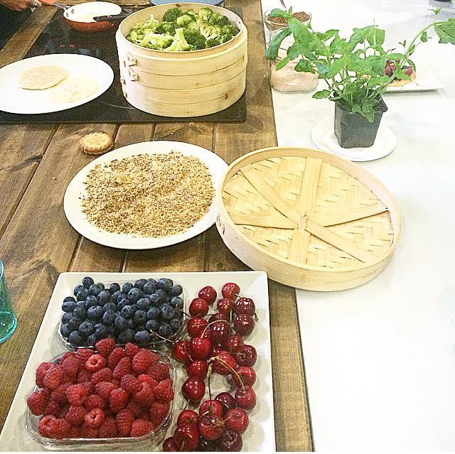 clase de cocina herbolario navarro 4