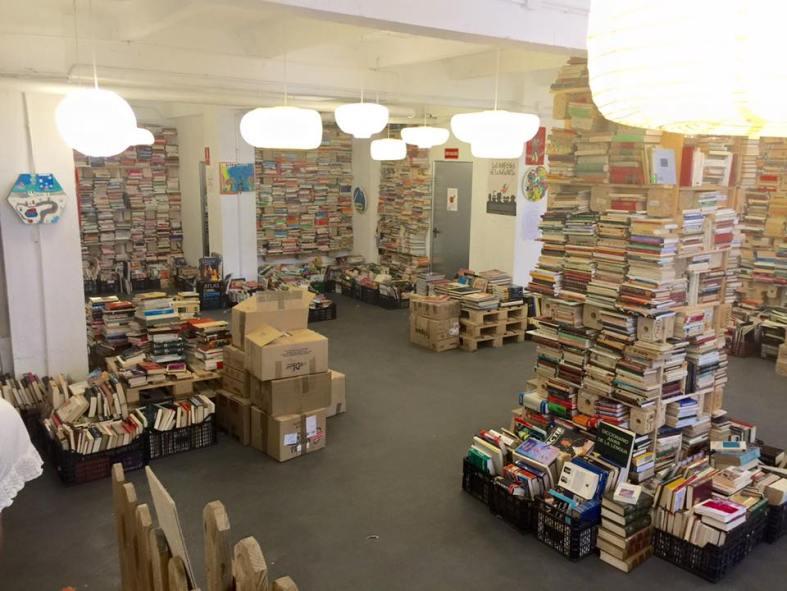 carmina baker en tuuu libreria direccion padilla 78 madrid