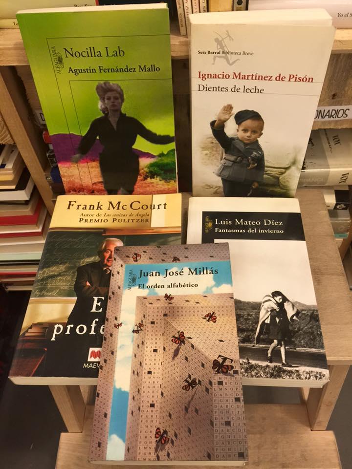 carmina baker en tuuu libreria seleccion libros 2