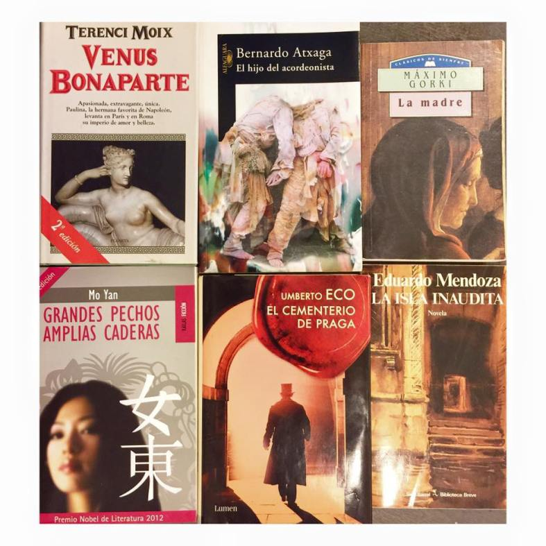 carmina baker en tuuu libreria seleccion libros