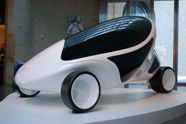 concept car zaha hadid