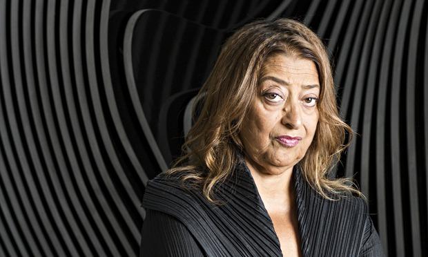 Zaha Hadid suing