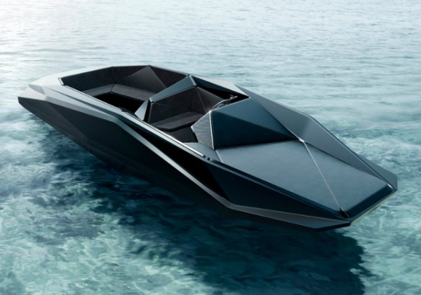 zaha hadid barco boat Z