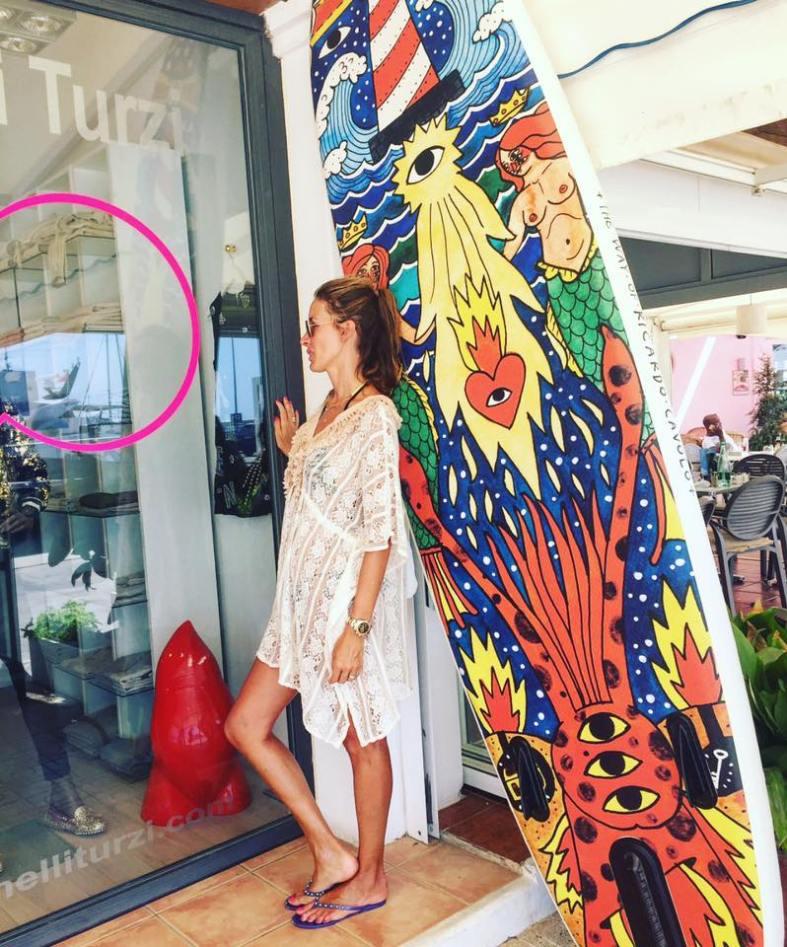 carmina baker ricardo cavolo arte graffiti tabla surf