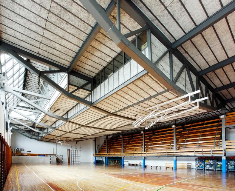 open-house-madrid-gimnasio-colegio-maravillas-alejandro-de-la-sota