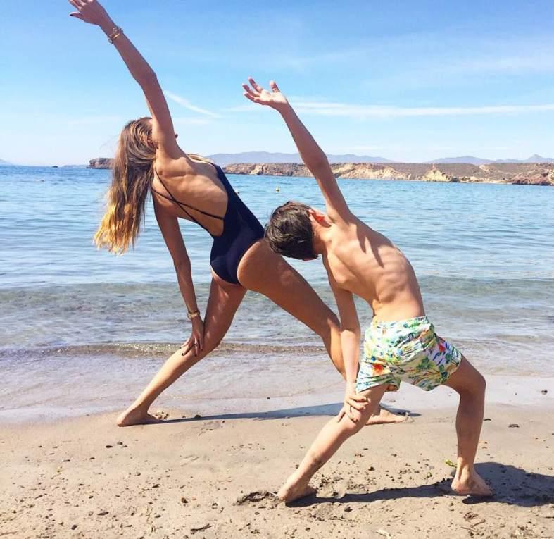 yoga beneficios para niños carmina baker yoga con tus hijos